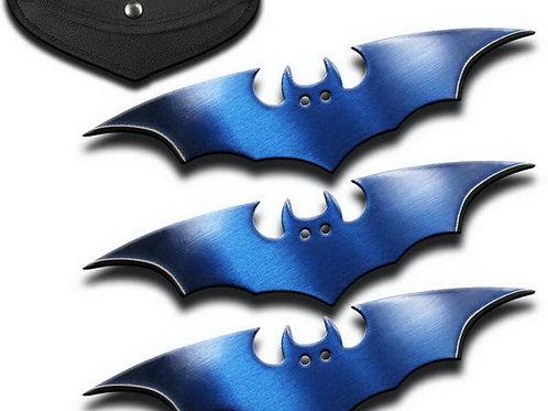 סט עטלפי הטלה - צבע אחיד