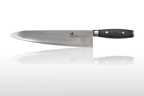 """סכין שף """"9.5 שלוש שכבות עם ידית מיקרטה"""