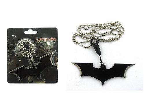עטלף הטלה עם שרשרת