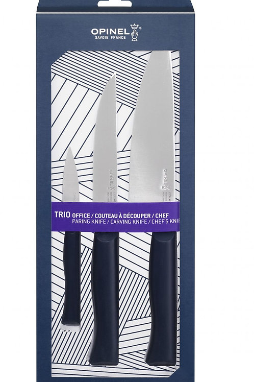 Trio Box 3 Intempora knives - הסט למטבח המושלם