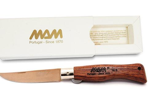 MAM Pocket Knife with Bronze Titanium Blade - Douro