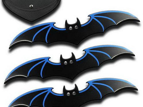 סט עטלפי הטלה - צבעים שונים