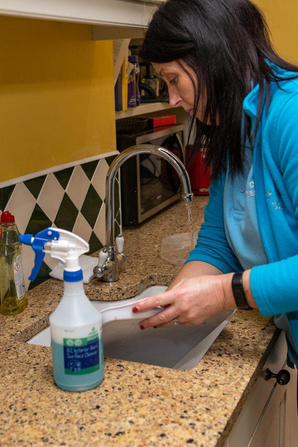Home Visit - Regular Cleaning