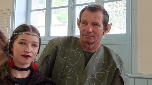 L'Elfe et son père
