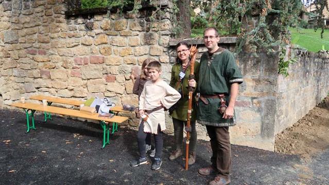 Elfie et sa famille