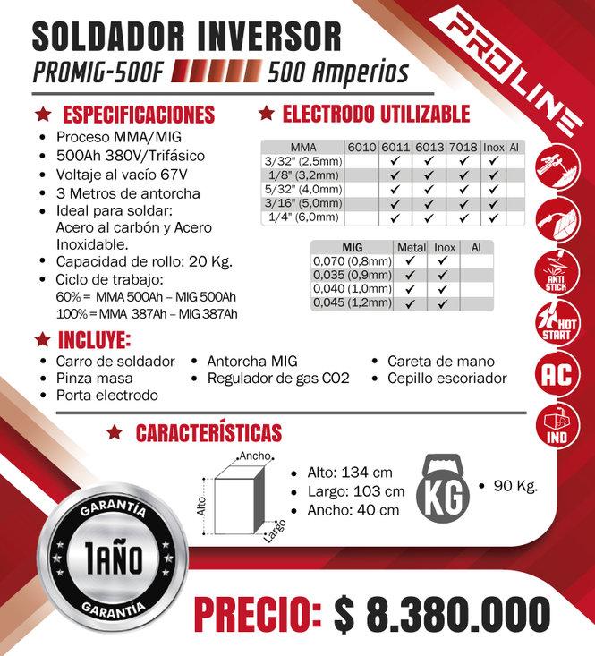 SOLDADOR-PROLINE-500-AMPERIOS-PROCESO-MM