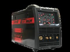 Soldador inversor Linea Titanium Digital MPHF-2501 Tecraft Industry