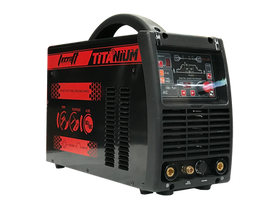 Soldador inversor Linea Titanium Digital ACDC-2001 Tecraft Industry