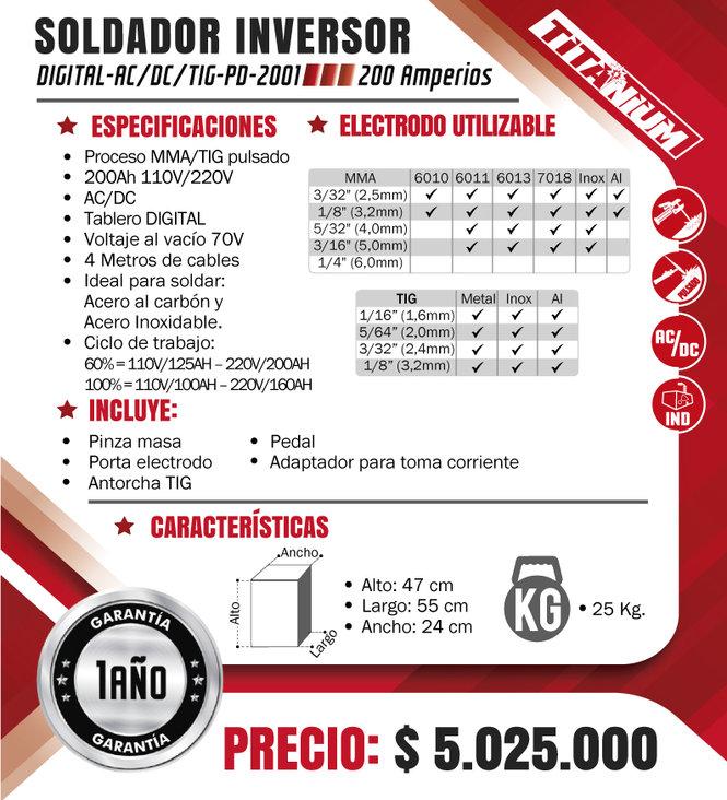 SOLDADOR INVERSOR DIGITAL AC_DC PROCESO