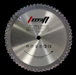 Disco de sierra para corte de aluminio Tecraft Industry