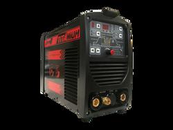 Soldador inversor Linea Titanium Tig-pd2001 Tecraft Industry