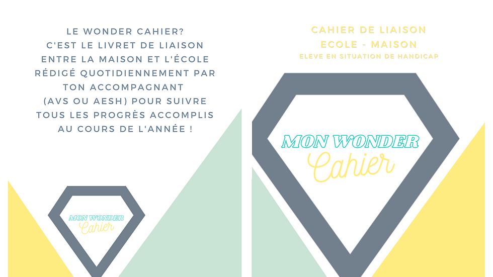 Le Wonder Cahier
