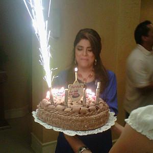 Cumpleaños Victoria