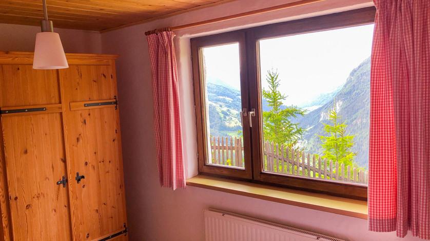 Mölltalwohnung Schlafzimmer