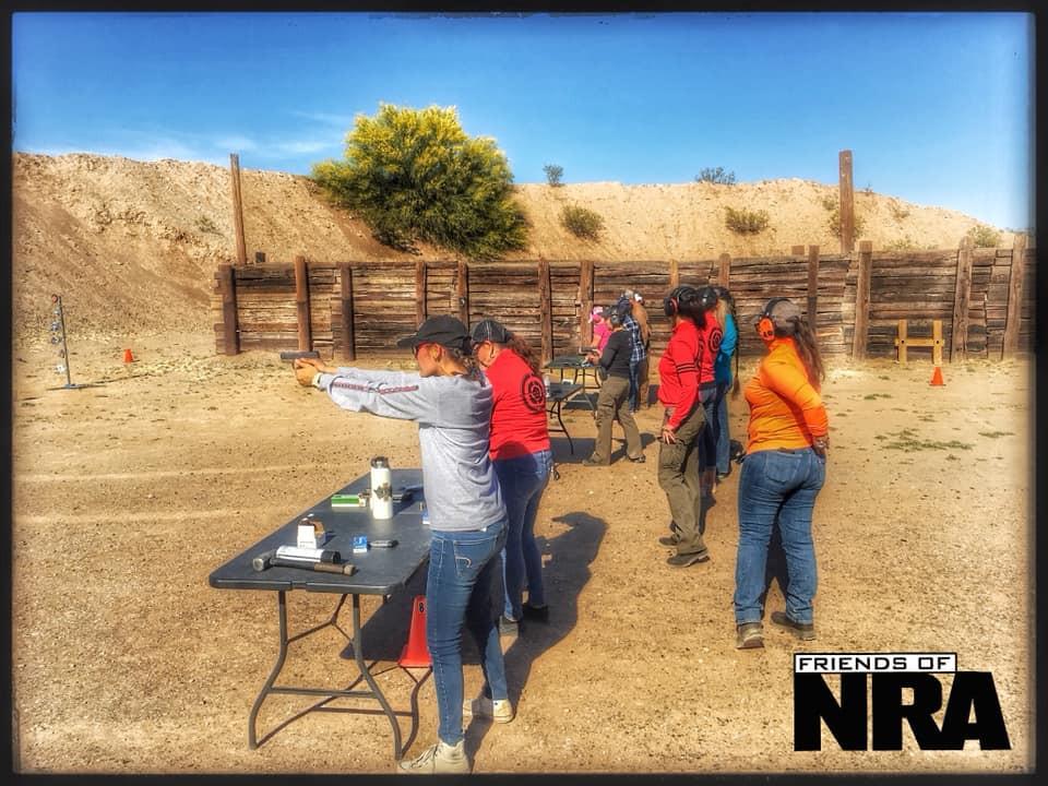 BP101 Ladies Shooting Club: Dry Fire Practice