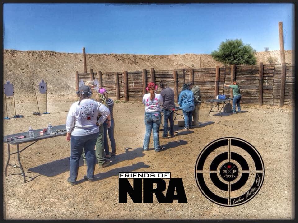 BP101 Ladies Shooting Club: Range Day