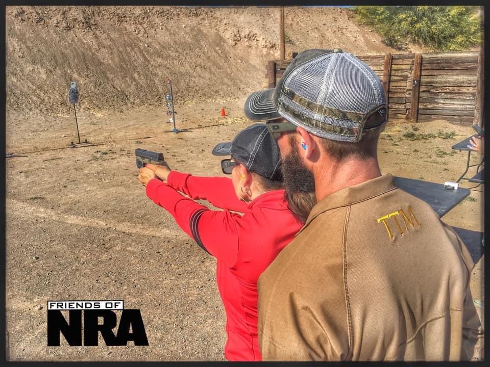 BP101 Ladies Shooting Club: One On One Instructors