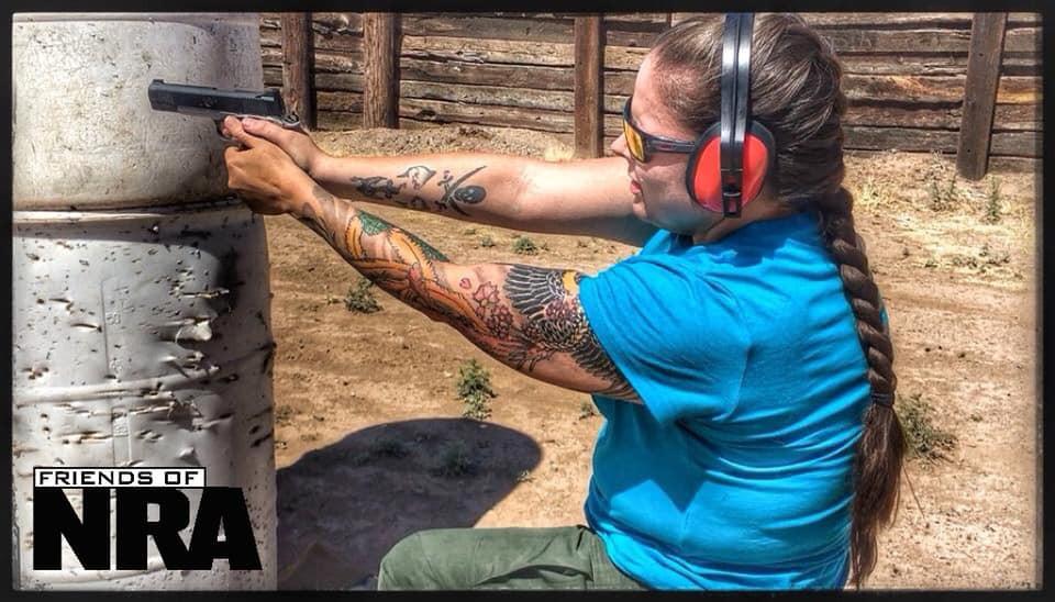 BP101 Ladies Shooting Club: Barricade Shooting