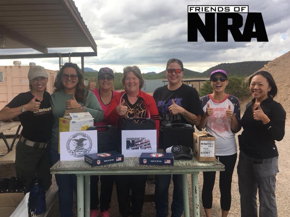 BP101 Ladies Shooting Club