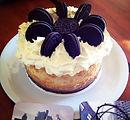oreo cream angies cheesecake angiescheesecake