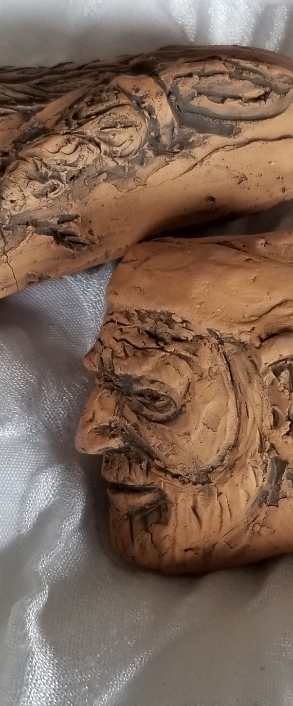 Sculptured Willie pipes