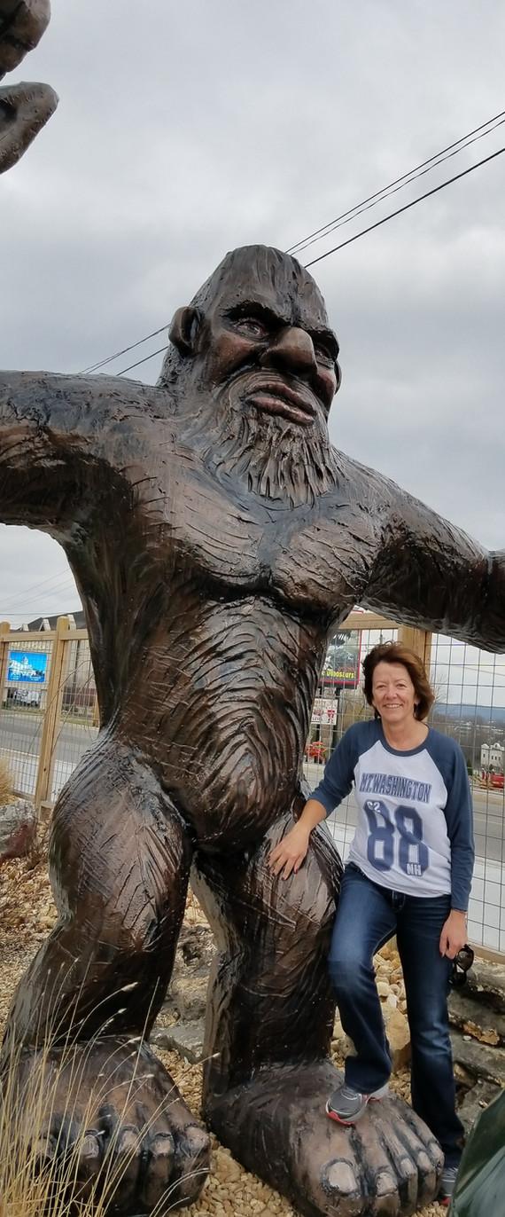 Bigfoot on the Strip Branson MO