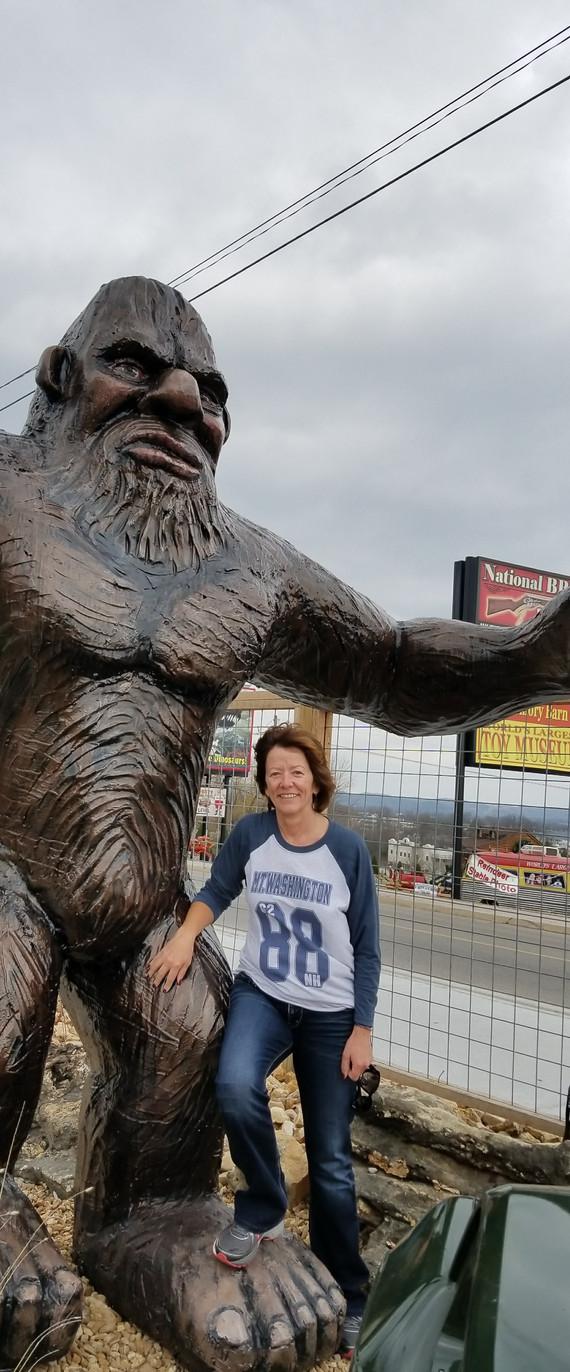 Custom Bigfoot