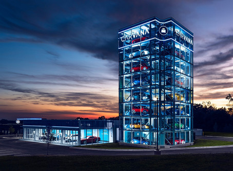 Carvana's $450M Equity Follow-On: Why Now and How Did the Market React?
