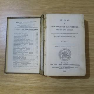Epitome of Geographical Knowledge (Irish National School Books, Specimen)