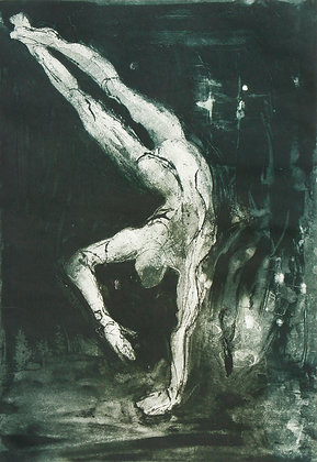Fluid Mover in Green