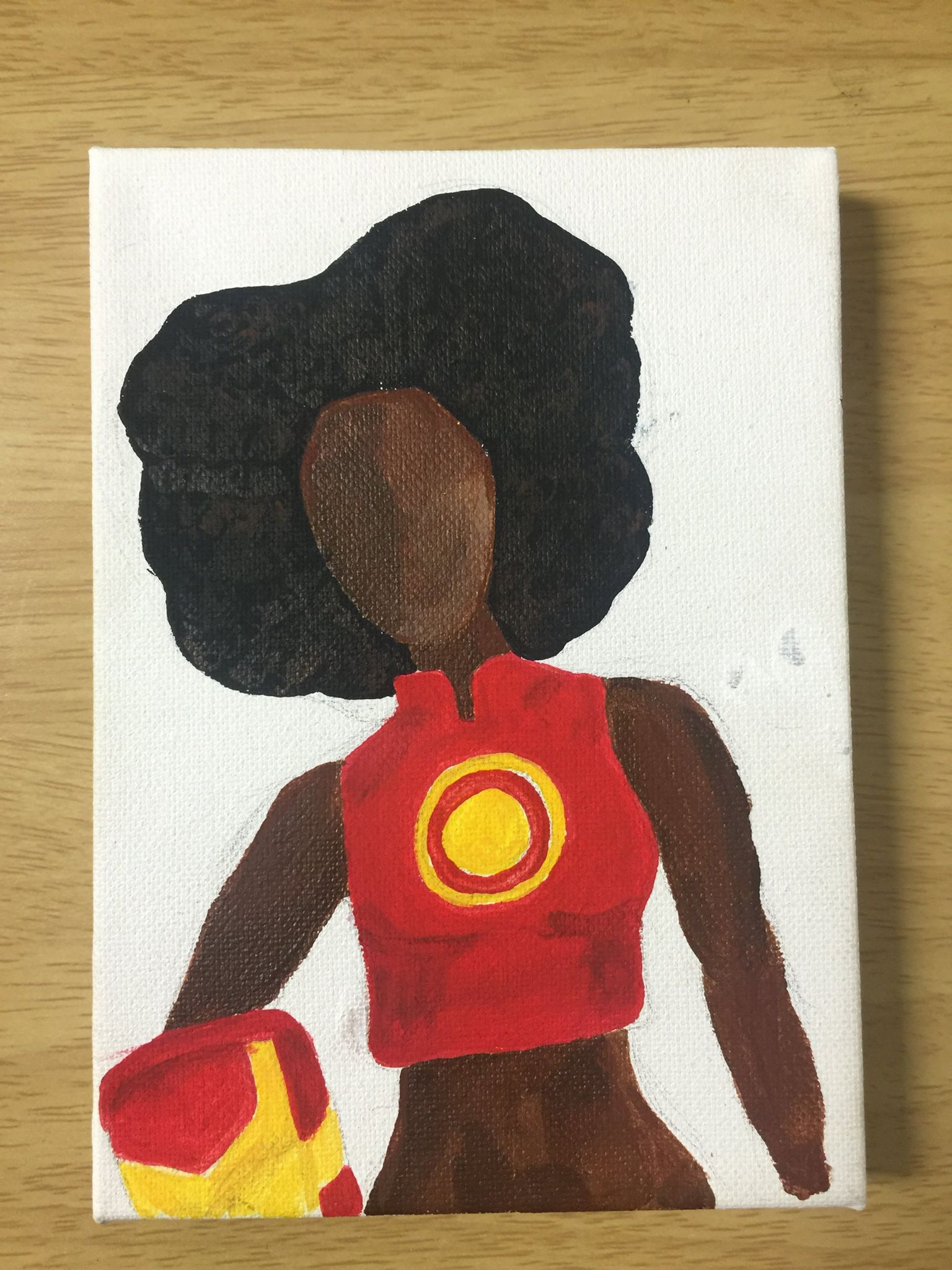Black Wonderwoman
