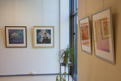 Stange Kunstforening, 2018
