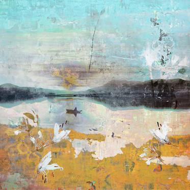 Lake of Calm – Yellow