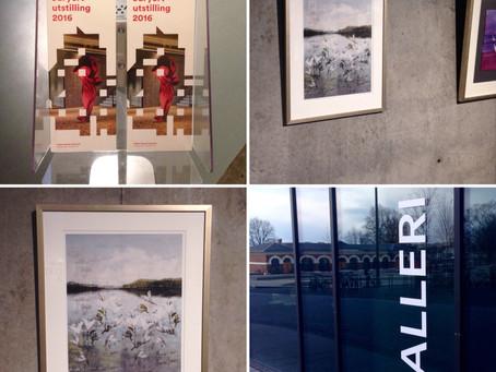 Juried Exhibition at Galleri Hamar kulturhus