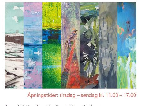 Summer Exhibition at Domkirkeodden, Hamar