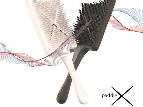 Hairbrush Paddle X