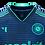 Thumbnail: Mockup Shirt - 3 Stripes - V Neck - Front