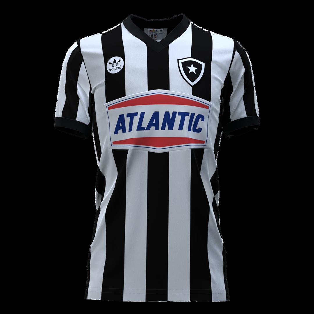 Botafogo - Titular - 1985-86 - 01