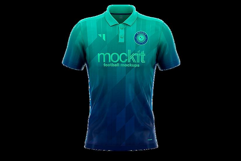 Mockup Shirt - Polo Collar