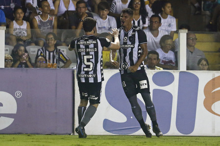 Santos 4 x 1 Botafogo