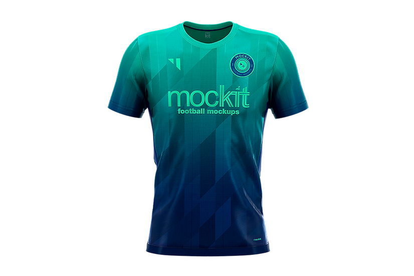Mockup Shirt - Round Collar