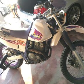 Yamaha TTR250