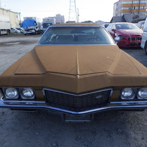 Barn Find!  Buick Riviera Boat-tail