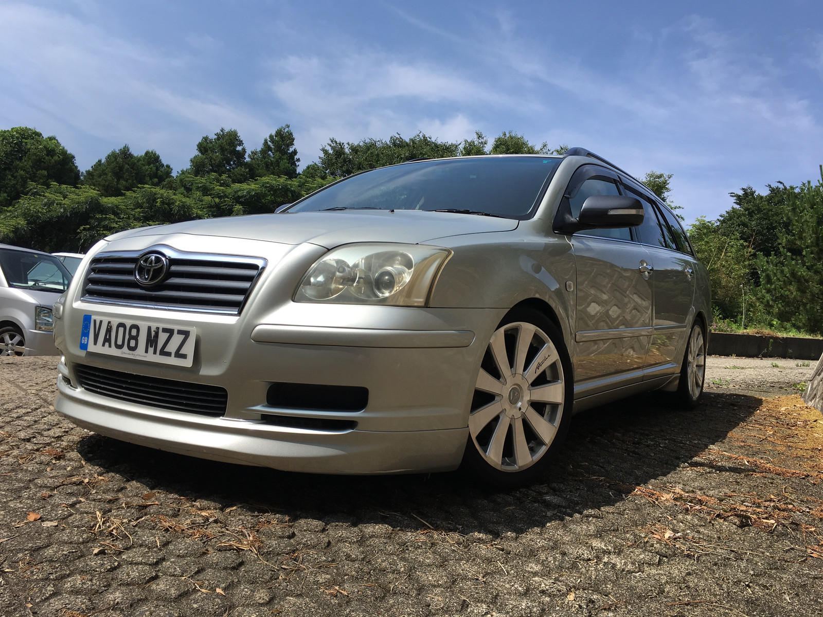 Stock Car 2004 Toyota Avensis Wagon Ecu Tuning ページ