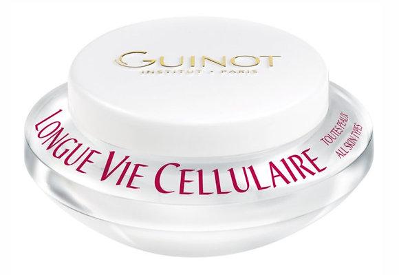 Crème Longue Vie cellulaire