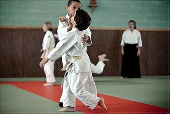 Kensho aikido montreal enfant et ados