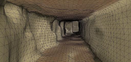 Solid podzemního prostoru