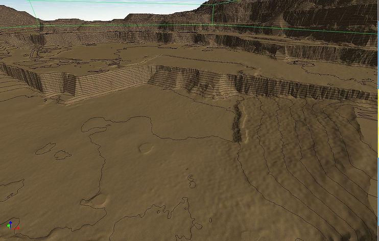 DMT kamenolomu vytvořeného z bodového mračna.jpg