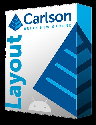 Carlson Layout řešení pro Android