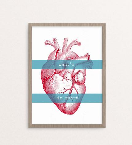 Heart Poster series
